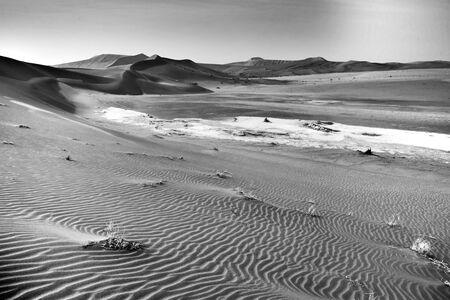 namibia: Sossuvlei Namib Naukluft Namibia