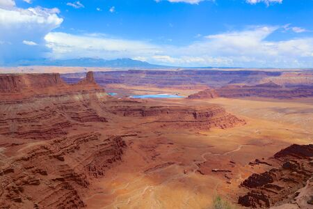 canyonlands: canyonlands national park USA Stock Photo