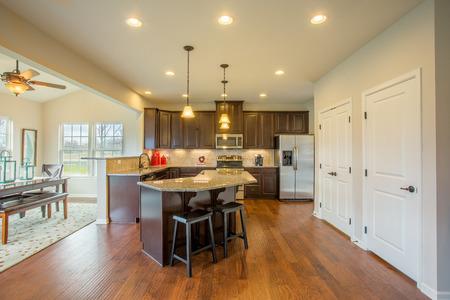 KITCHEN: Kitchen in home