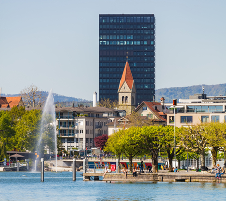 Canton Of Zug Stock Photos. Royalty Free Canton Of Zug Images