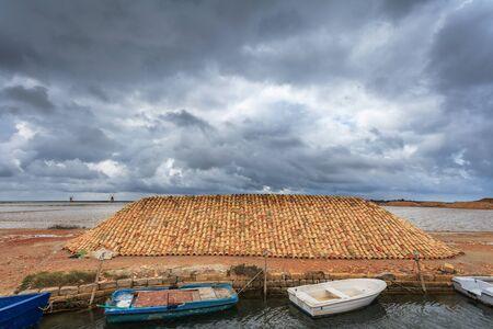 taken: Photo taken at salt pans of Trapani in Sicily
