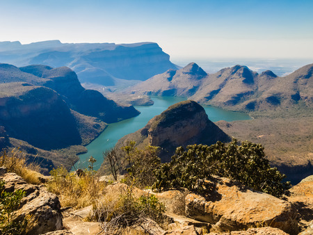 Scenic view of the Blyde River Canyon, South Africa Reklamní fotografie