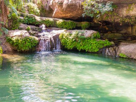 Stunning oasis called
