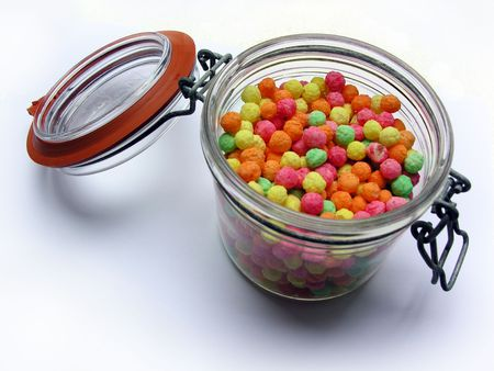 additional chemicals: sweetie jar