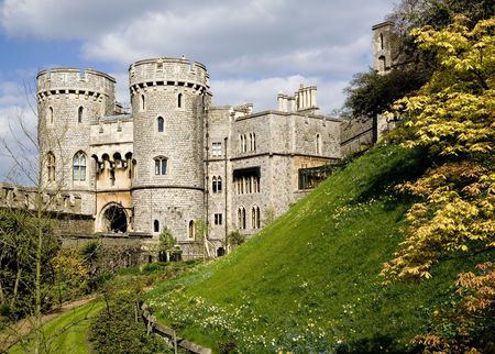 A view of Windsor Castle, United Kingdom