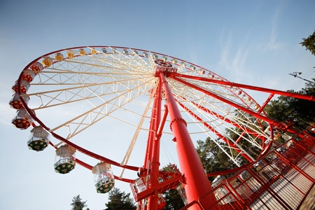 wheel in the park extreme