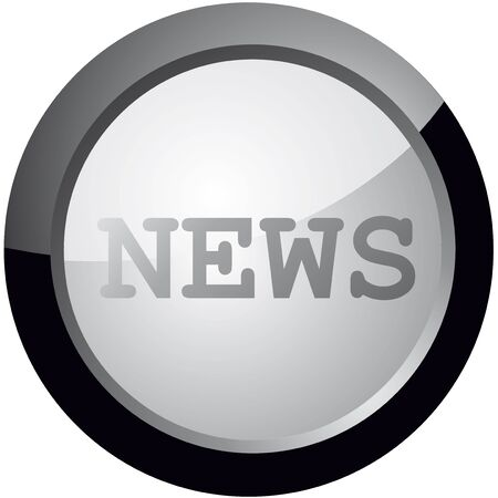 icon in the style of the news,  vector Stock Vector - 18512607