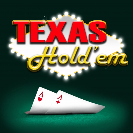 Texas hold photo
