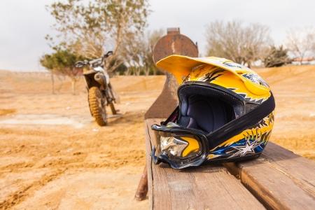 racer helmet