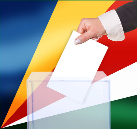 electoral: electoral vote by ballot, under the Seychelles flag