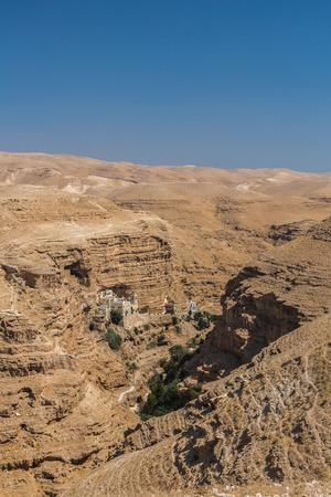 george: Monastery of St. George Israel