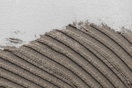 abstract background cement on the wall closeup Stock Photo