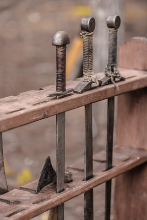 weapons: antique edged weapons, ancient sword