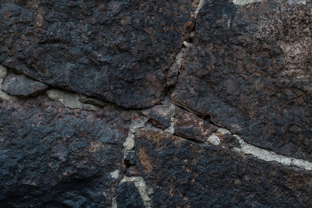 rock formation: Iceland basalt cliffs