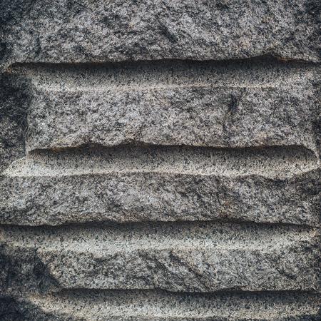 end month: Granite monument