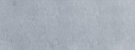 Panoramic grunge stone texture background. Grey vintage dirty abstract wall.