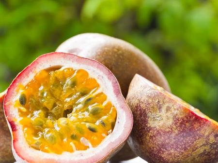 Passion fruit photo