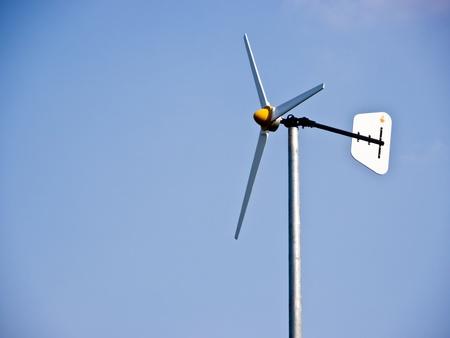 Windmill in public park