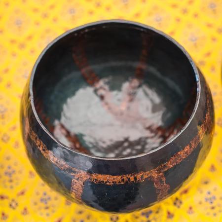 monks: Monks alms-bowl