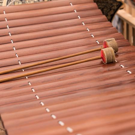 thai musical instrument: Xylophone, Thai musical instrument