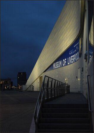 Liverpool Museum Editorial