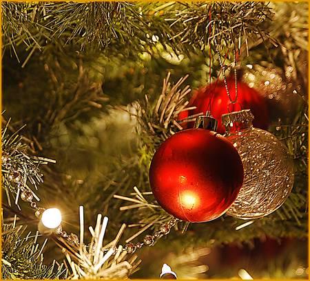 Christmas Decorations. Stock Photo - 11866874