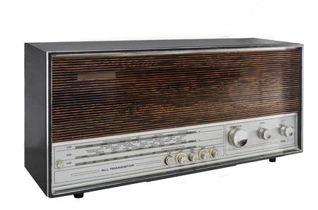 radio retr�: Vecchio Radio Retr�