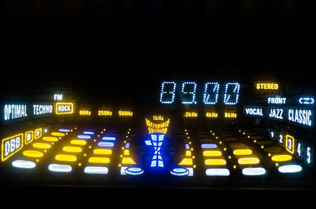 fm: FM Tuner Equalizer