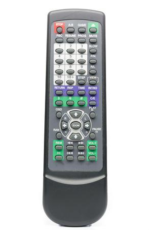 tv remote: DVD TV Remote  Stock Photo