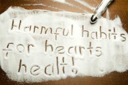healt: Harmful habits for hearts healt !