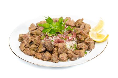 albanian: Albanian liver