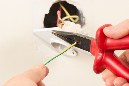 wire cutter: Wire cutter