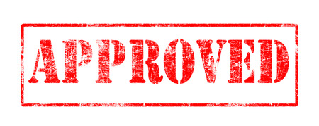 validity: Approved - Rubber Stamp