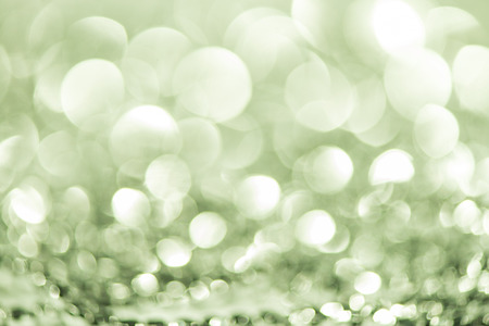photographic effects: Green Abstract Background bokeh Stock Photo