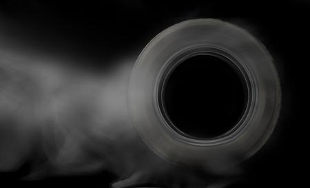 humo: Burnout Neum�ticos