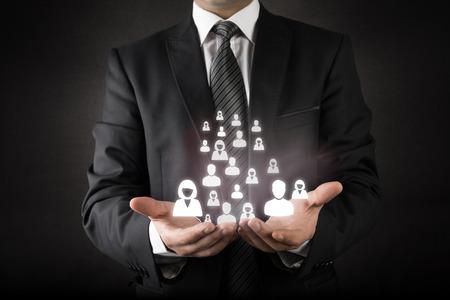 apoyo social: Concepto de atención al cliente