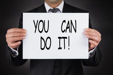 endorsing: You can do it
