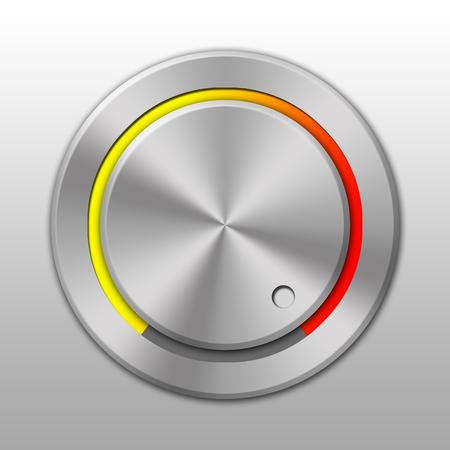 amplify: Volume Knob