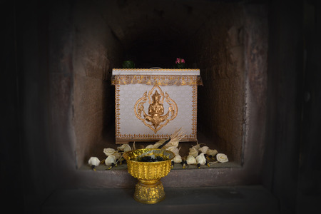 cremation: The Culture of Thailand Buddhist religious ceremony cremation