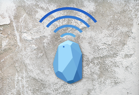 beacon device home and office radar. Use for all situations