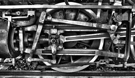 locomotive: Locomotive wheel