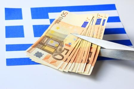 depts: Symbol photo: Depts cut for Greece