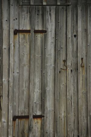 old wood door photo