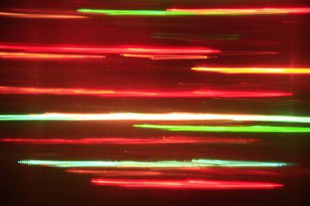 futuristically: light pattern Stock Photo