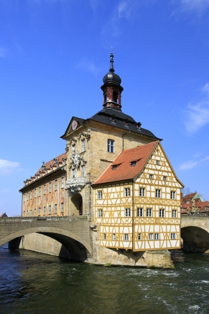 townhall: Old Town Hall, Bamberg, Bavaria, Germany
