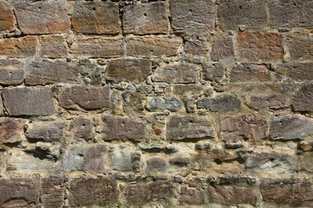 decorative old weathered wall Stock Photo - 14163572