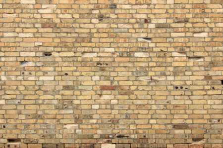 Decorative Old Brick Wall Stock Photo, Picture And Royalty Free ...