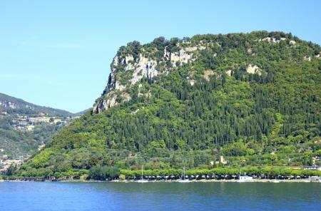 Rocca di Garda, Lake Garda, Italy Stock Photo - 17448760