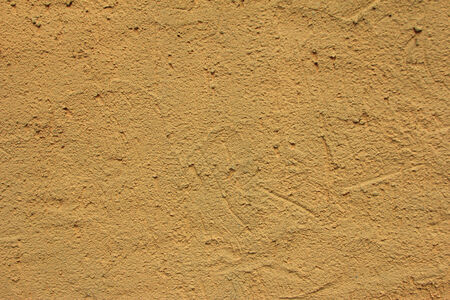 Background  coarse plastered wall