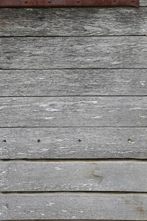 laths: Background from weathered gray wooden boards